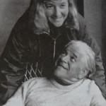 Друнина и Каплер